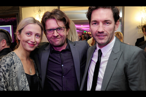 Amanda Harding, John Polson and Nash Edgerton